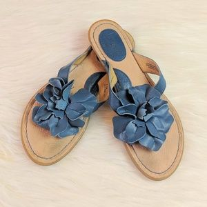 B.O.C Leather Sandals Size 7